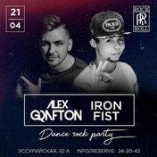 Alex Grafton&Iron Fist