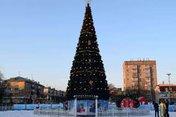 На центральной площади Уссурийска открылся Зимний городок!