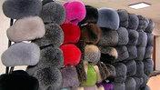 Выставка шапок