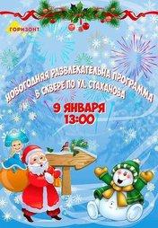 Новогодняя программа