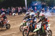 3-ий этап кубка Приморского края по мотокроссу завершился в Уссурийске