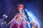 Шоу-программа с элементами боди-арт «Куклы» состоялась в Уссурийске