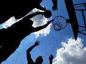 Соревнования по стритболу