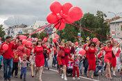 150-летие Уссурийска отметили гости и жители города