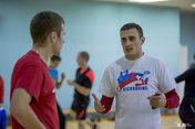 Мастер-класс по кик-боксингу с участием Чемпиона мира Александра Захарова