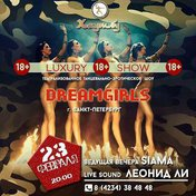 "Luxury show ""Dreamgirls"""