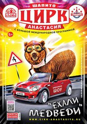 Цирк Анастасия с шоу