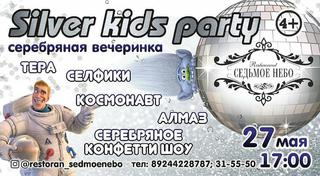 Silver Kids Party