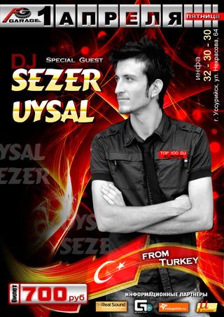 DJ SEZER UYSAR