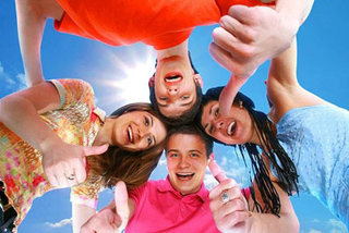 День молодежи «Будущее России – это мы!»