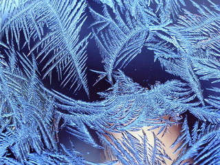 «Снежные узоры»