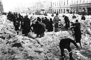 Выставка «Блокада Ленинграда»