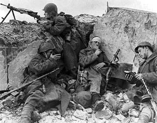 Выставка «Сталинградская битва»