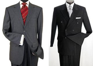 Выставка-продажа мужских костюмов