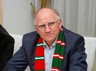 Встреча с Народным артистом РФ В.А. Бариновым