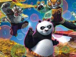 «Панда и его друзья»
