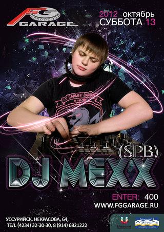 DJ MеXX (St-Petersburg)