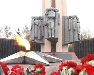 Митинг, посвященный Дню Победы в Великой Отечественной войне