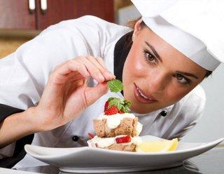 Кулинарное шоу на Международной выставке PITE