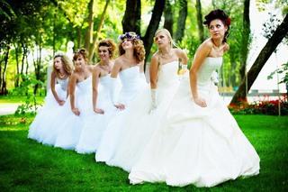 «Свадебный переполох»
