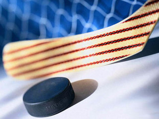 Соревнования юных хоккеистов