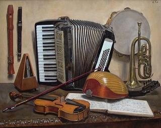 «История музыкальных инструментов»
