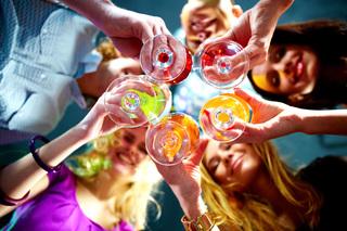 Вечеринка в суше-баре