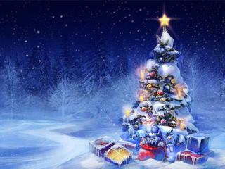«Новогоднее путешествие Козы»