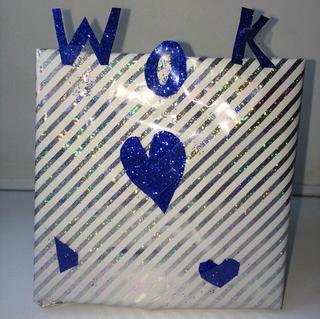 Смастери коробочку и получи сертификат от кафе WOK. Завершён