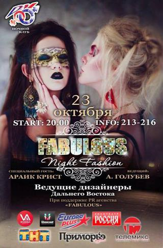 Fabulous night Fashion
