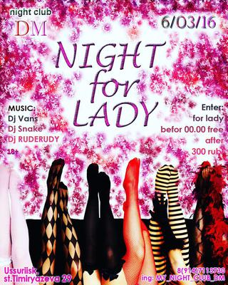 Night for Lady