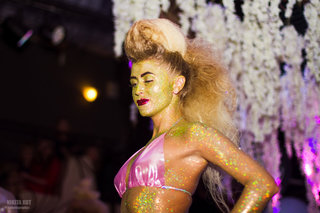 В Уссурийске прошел показ мод FABULOUS NIGHT FASHION!