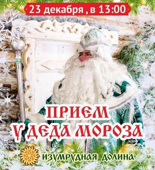Прием у Деда Мороза