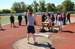 Всероссийский олимпийский день прошел в Уссурийске