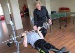 Воспитанник Уссурийского реабилитационного центра выступает в престижном Кубке России