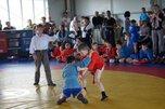 Китайские самбисты одержали победу на соревнованиях в Уссурийске