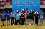 Спортсмены из Уссурийска удивили китайцев победой в большом теннисном турнире в Суйфэньхэ