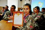 Ребята из Уссурийска вернулись с победой со сборов военно-спортивных организаций и кадетских корпусов
