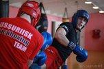 Уссурийский спортсмен Александр Захаров начал подготовку к Чемпионату Европы