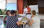 Обучающий семинар «Школа управдома» для председателей органов ТОС и ТСЖ УГО состоялся в микрорайоне «5 – 6 км»