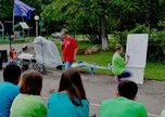 III слёт волонтёров Уссурийского городского округа закрыт