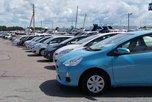 Авторынок Уссурийска: продаются целых два кабриолета