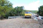 Переправу через реку рядом с селом Кроуновка полностью открыли для движения
