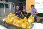 Жителям Ольгинского района доставлена гуманитарная помощь, собранная уссурийцами