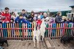 Дети с непростой судьбой поздравили зоопарк