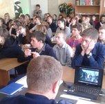 Сотрудники транспортной полиции провели профилактические беседы со школьниками Уссурийска