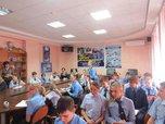 В Уссурийске инспекторы транспортной полиции приняли участие в Дне правового информирования школьников