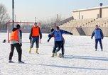 Чемпионата по зимнему мини-футболу проходит в Уссурийске