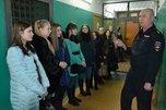 Сотрудники полиции провели акцию «Студенческий десант» в Уссурийске