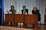 Глава администрации УГО встретился с жителями с. Степное